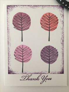 Stampin' Up Totally Trees