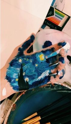 Sport illustration art body painting 32 ideas for 2019 - Body Art Leg Painting, Belly Painting, Body Painting Girls, Body Painting Tumblr, Arte Van Gogh, Skin Paint, Art Hoe Aesthetic, Aesthetic Body, Painting Quotes