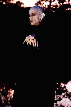Klaus Kinski in Nosferatu( the Vampyre) Phantom der Nacht