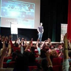 Esta tarde a las 19 horas cuarta conferencia en Vecindario, en Interlife Salud, en C/Acusa, 57 ... ¡¡ Animate y vente !!  Info en caminaporelfuego@gmail.com  #caminaporelfuego #laingarciacalvo #tucambioempiezahoy #firewalking  www.caminaporelfuego.com