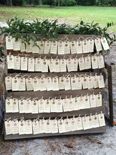 Diy Wood Pallet Wedding Seating Chart  Our Wedding