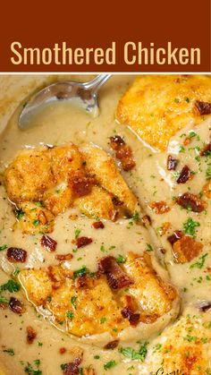 Yummy Chicken Recipes, Meat Recipes, Crockpot Recipes, Dinner Recipes, Cooking Recipes, Turkey Dishes, Food Dishes, Main Dishes, Food To Make