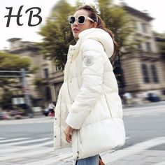 Aliexpress.com : Buy Long Parkas Winter Women's Jackets 2015 Fashion Hooded Thickening Down Cotton Coat Warm Winter Outwear Plus Size M XXL 4 Colors from Reliable jacket motor suppliers on HereBling    Alibaba Group