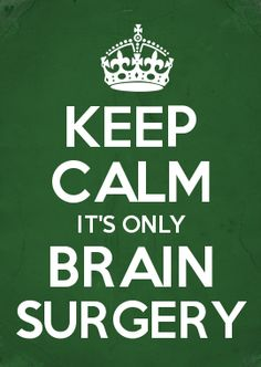 Two out of four in our family have had brain surgery; My son had a Chiari Malformation, I had a cavernous angioma. Some families have all the luck...good news is we're both doing fine!