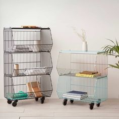 Boldly Stylish Storage