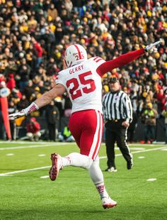 Nebraska vs. Iowa, 11.28.14 Nate is one GREAT player! He has so much more to show us!