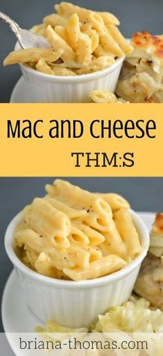 Mac and Cheese // TH...
