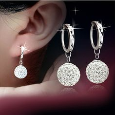 Cheap 53 paper, Buy Quality 53 wedge directly from China 53 celsius Suppliers: 2016 women earrings for women sterling-silver-jewelry brincos pendientes mujer bijoux femme aros korean cute star studs earring Rhinestone Earrings, Crystal Earrings, Clip On Earrings, Crystal Rhinestone, Sterling Silver Earrings, Women's Earrings, Silver Ring, 925 Silver, Crystal Jewelry