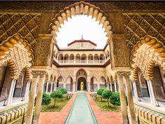 8. Dorne: Royal Alcázar of Seville, Spain