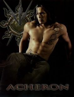 The leader of the Dark Hunters, Yes I'm a romance reader lol