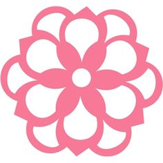 Silhouette Design Store - browse-daily-and-clearance 3d Templates, Stencil Templates, Silhouette Cameo Projects, Silhouette Design, Felt Flowers, Paper Flowers, Vinyl Crafts, Paper Crafts, Thermocol Craft
