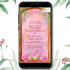 Classy Indian invitation weddings design card creative
