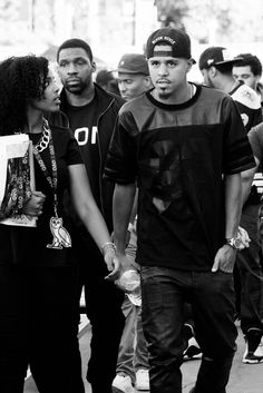 J Cole.....Luv this guy here