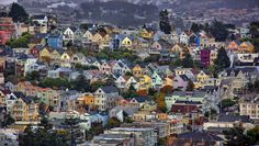 Good+Neighborhoods+In+San+Francisco   Purchase a print or digital download of this photo by clicking on the ...