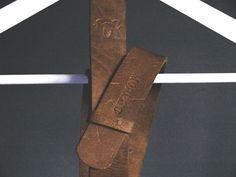 Leather belt www.morphomen.com