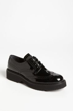 Prada Platform Oxford (Women) available at #Nordstrom
