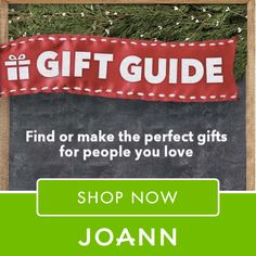 Make homemade gifts this holiday season with craft ideas for holiday gifts at JOANN. Featuring craft supplies and craft gifts for the holiday season! Holiday Gift Guide, Holiday Crafts, Homemade Gifts, Craft Gifts, Stocking Stuffers, Gifts For Him, Craft Supplies, Check, How To Make