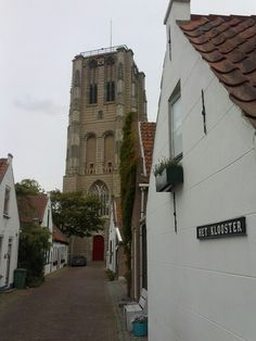 Church tower, Goedereede