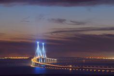 2048x1363 pictures of incheon songdo bridge