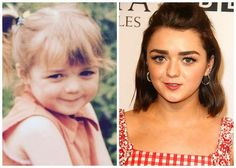 Cast of Games of Thrones: Then and Now