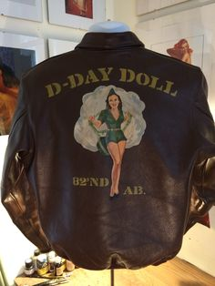 Hand painted jackets                                                                                                                                                                                 More