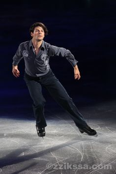 Stéphane Lambiel  All That Skate Spring 2011