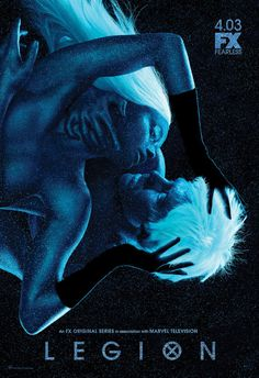 Legion Season 2 Poster Will Have You Feeling Blue