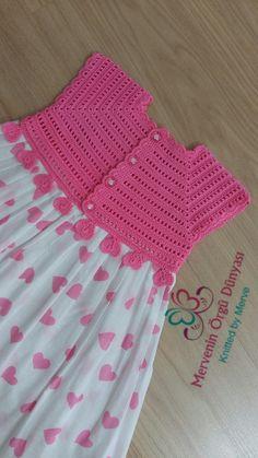 Best 8 Bebek – Page 318981586106746438 – SkillOfKing.Com - Crochet Brazilce ~ crochet yoke for girl's dress ~ finished yoke b.Crochet Feather Crochet Yoke Sock Animals Needle And Thread Crochet Projects Girls Dresses Blanket Knitting Diy Craftspi Toddler Dress Patterns, Baby Knitting Patterns, Knitting Designs, Crochet Patterns, Crochet Toddler, Baby Girl Crochet, Crochet Baby Clothes, Crochet Tutu Dress, Diy Crafts Knitting