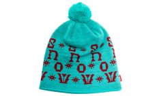 """Supreme keeps your dome warm with this pom-pom beanie featuring """"SNOW"""" text a240ec0ecdd"""