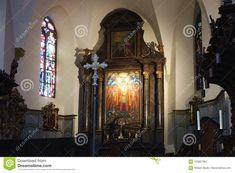 Maurice Switzerland Stock Image - Image of chappell, agaunum: 105627991 Crosses Decor, Patron Saints, Switzerland, Painting, Image, Beautiful, Home Decor, Decoration Home, Room Decor