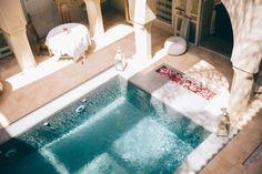 Riad AnaYela Marrakech Riad, Hotels, Bath Mat, Moroccan Style, Marrakech, Morocco, Travel Inspiration, Viajes, Bathrooms