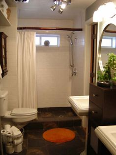 Shower Stalls For Mobile Homes Custom Tile Shower Enclosure - Mobile home bathroom showers