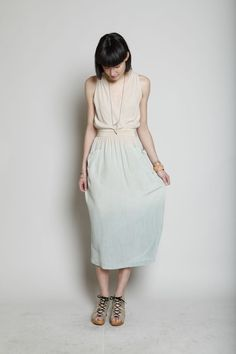 oooh, love this dress from totokaelo
