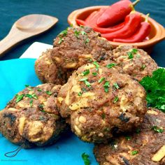 A Russian Classic - Beef Kotleti (Котлеты) made juicier with added grated potato (Russian Meatballs)