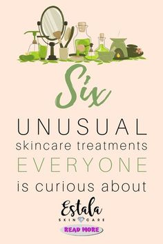 6 unusual skincare treatments everyone is curious about! Does your skincare routine actually help you maintain your youthful glow? Don't let blemishes, wrinkles, and fine lines ruin your confidence. Choose the best anti-aging facial products and flaunt he Anti Aging Facial, Best Anti Aging, Anti Aging Skin Care, Natural Skin Care, Anti Aging Treatments, Skin Care Treatments, Best Face Products, Facial Products, Beauty Products