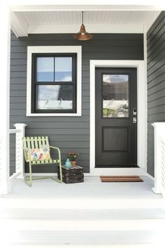 Awesome Cottage Exterior Colors Schemes Ideas028