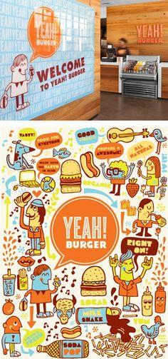 Tad Carpenter: restaurant branding