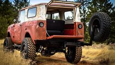 old pickup trucks Chevy Trucks Older, Old Ford Trucks, Lifted Chevy Trucks, Pickup Trucks, Lifted Ford, International Pickup Truck, International Harvester Truck, Station Wagon, Internacional Scout