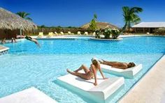 Catalonia Royal Bavaro in the Dominican Republic. Adults only!