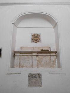 Iglesia del Hospital de la Concepción. Sepulcro de su fundadora
