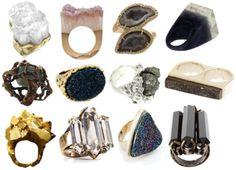 (3) raw crystals | Tumblr