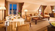 Brandenburg Gate Deluxe Suite Hotel Adlon Kempinski
