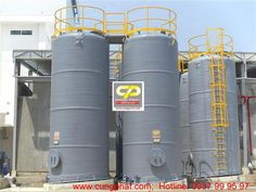 Bồn chứa nước Composite FRP