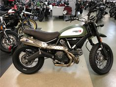 The Urban Enduro version is the ideal companion with which to get around urban obstacles with agility, but also to reach new places, riding on the less travelled roads. 2016 DUCATI SCRAMBLER URBAN ENDURO HAS TERMIGNONI EXHAUST INSTALLED LIST $12495 SALE NOW $10499. #Ducati #SCRAMBLER800 #URBAN #ENDORO #streetbikes