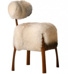 Icelandic Furniture by Lop Furniture Will Keep You Warm ;)