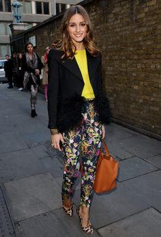 30 ideas de estilo para vestirte como Olivia Palermo por un mes