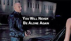 You Will Never Be Alone Again