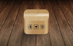 iOS icon design by Georgiy on Scoutzie.