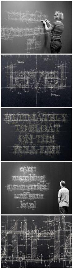 Liz Collini 字体设计艺术,她的网站:http://t.cn/aOrlKU - 堆糖 发现生活_收集美好_分享图片