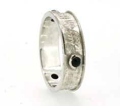 Wedding Ring with Ogham engraving and by TheIrishJeweller on Etsy, $249.00
